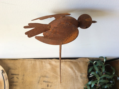 Rustic Flying Bird