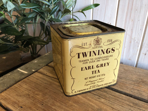 Twinings Earl Grey Tea Olde Tin