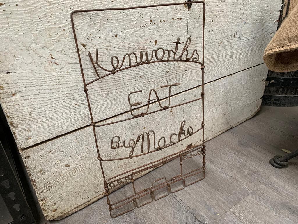 Kenworths EAT Big Macks Handmade Art