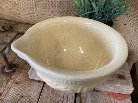 Ceramic MAISON Cream bowl