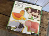 Farm and Construction Beginner Puzzles
