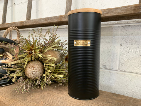 Black PASTA Typhoon Canister