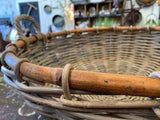 XL Round Basket with Handles FREE Postage