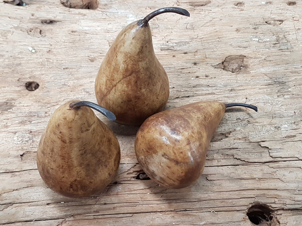 Heavy Stone natural Pear