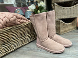 TALL Dusty PINK Genuine Ugg Boots FREE Postage
