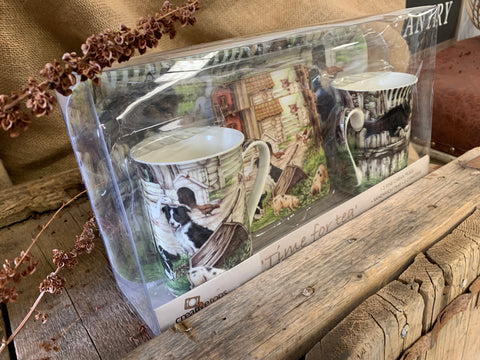 On the FARM gift set