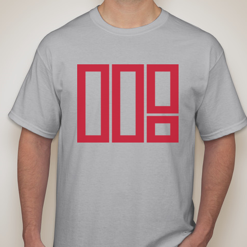 5SP - TOO ILL (REDSHIRT) T-SHIRT BY FIVE STAR PROSPECT