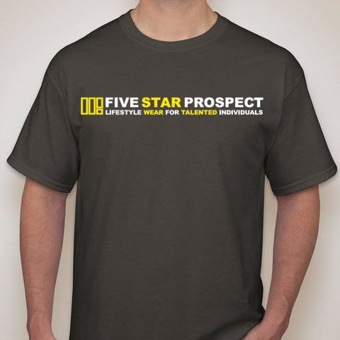 5SP - TALENTED INDIVIDUAL T-SHIRT BY FIVE STAR PROSPECT