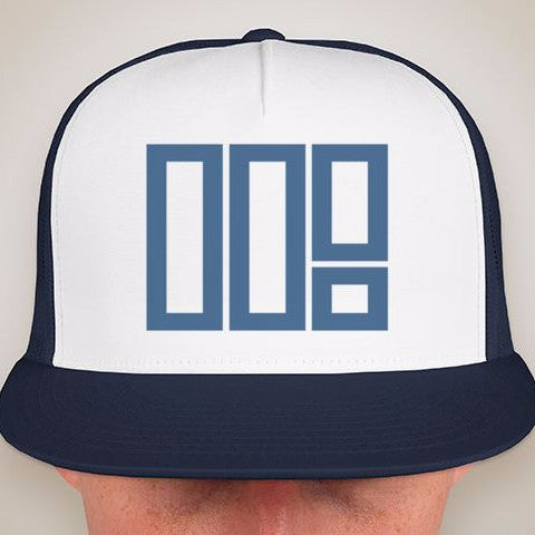5SP - TOO ILL (NAVY BLUE) HAT BY FIVE STAR PROSPECT