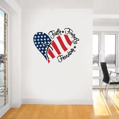 Americana Wall Decals