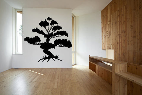 African Baobab Tree Vinyl Wall Decal Sticker Graphic 6 Feet Tall - Wall Decal
