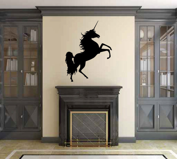 Unicorn Vinyl Wall Decal Sticker Graphic  - 1