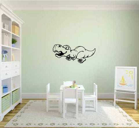 Dinosaur Vinyl Wall Decal Sticker Graphic  - 1