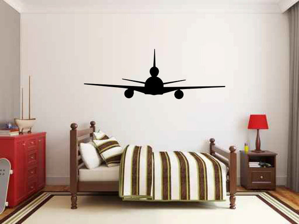 McDonnel Douglas KC-10 Extender Tanker Military Airplane Vinyl Wall Decal Sticker Graphic  - 1
