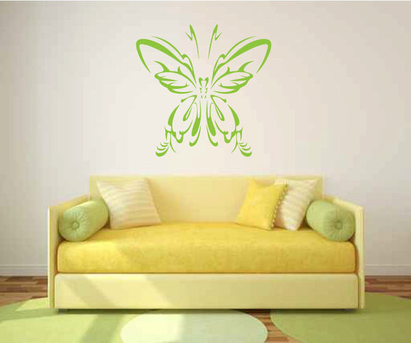 Butterfly Vinyl Wall Decal Sticker Graphic  - 1