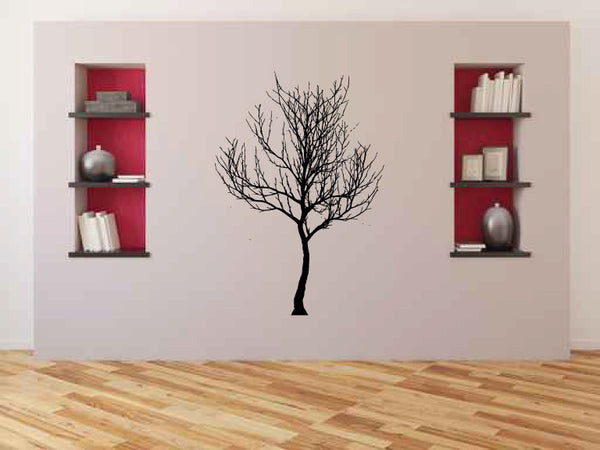 Tree and Branches Vinyl Wall Decal Sticker Graphic  - 1
