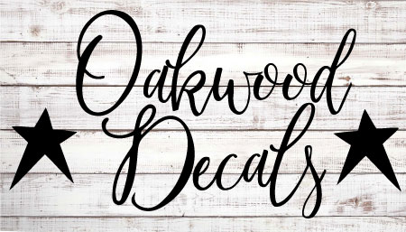 Oakwood Decals