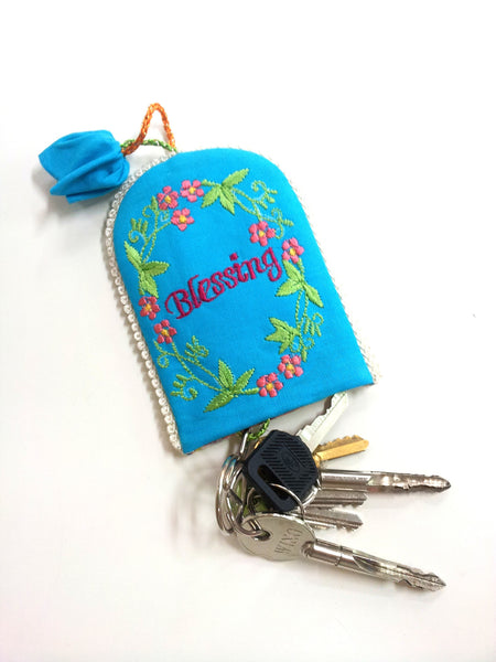 God's word Key Chain Bag