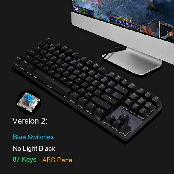 eSports Rainbow Colorful LED Keyboard