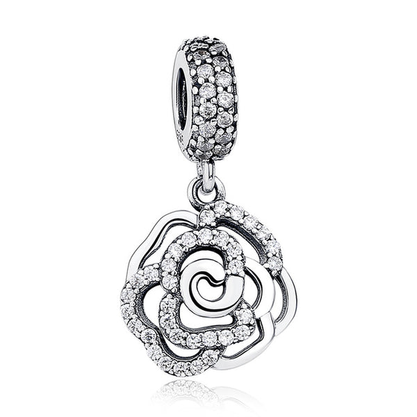 Silver Pendant Charms 18 styles