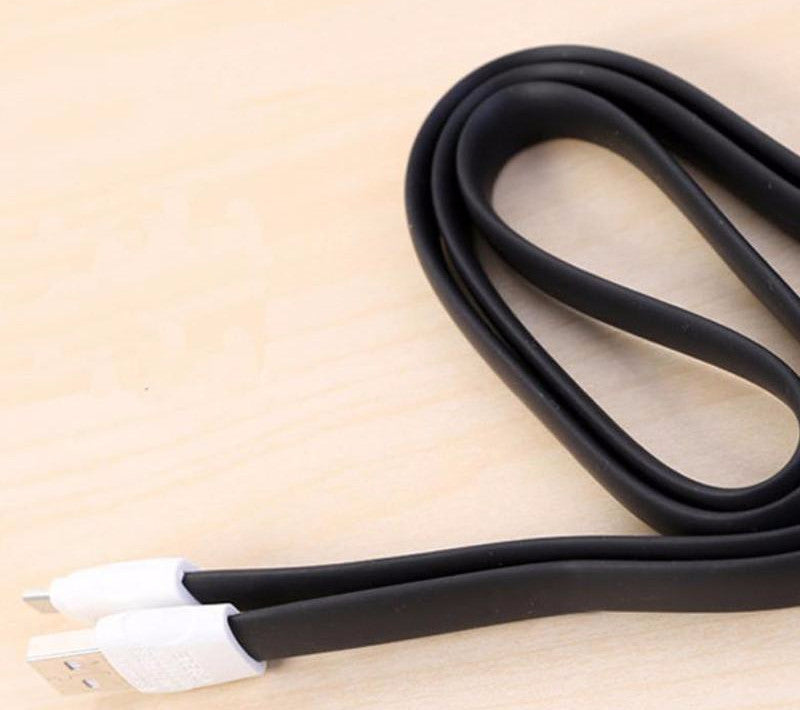 Micro USB 2.4A High Speed 2 Flat Charging Data Cable