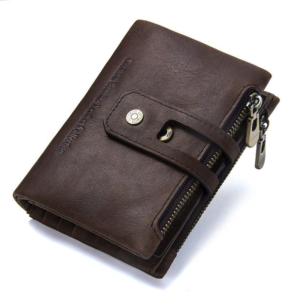 Leather Multifunctional Wallet