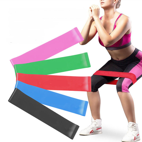 Loop Fitness Elastic Band for Yoga or Bodybuilding