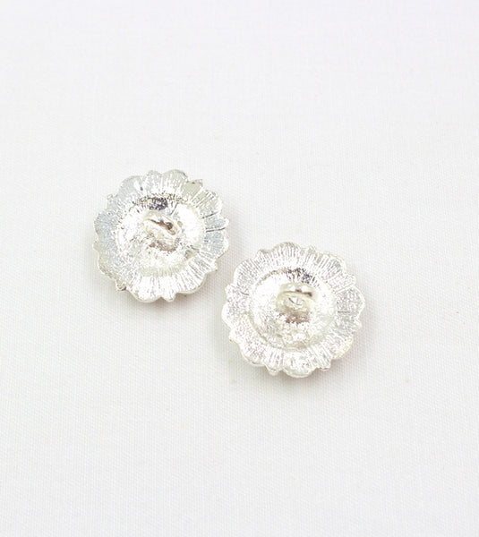 """Taina"" Craft Rhinestone Button 21mm 1 pcs"