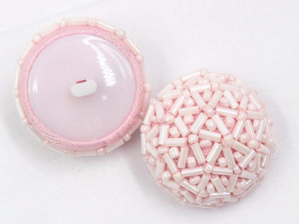 """Kaipo"" Mosaic glass bead button 32mm 1pcs"