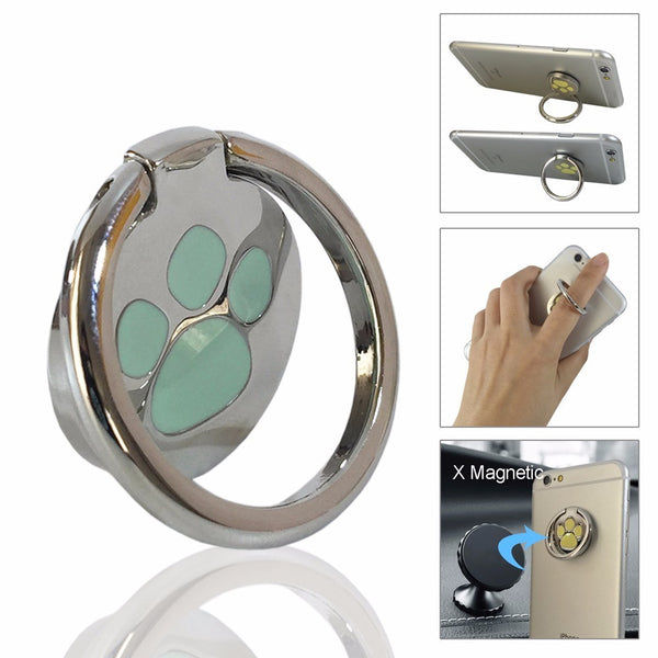 Metal Paws POP Phone Holder For iPhone 6/7/6P/7P/8/X or Andriod Mobile Phone
