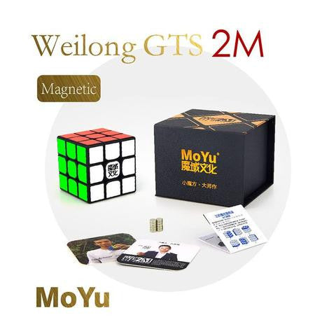 MoYu Weilong GTS2 Magnetic