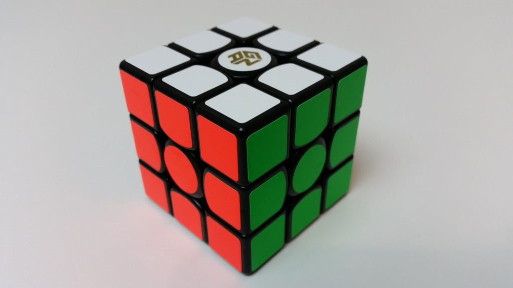 Gans 356s V2 Advanced 3x3x3 Speed Cube *WITH NEW CENTRE CAPS* - Gans - Cubetopia - 7