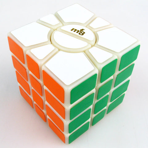 MF8 Super Square-1 Luminous Glow in the Dark Cube - MF8 - Cubetopia - 1