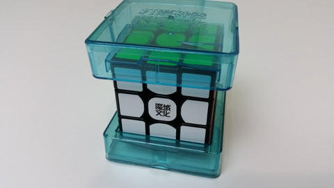 MoYu Weilong GTS 3x3x3 Speed Cube with Break-in Tool - MoYu - Cubetopia - 1