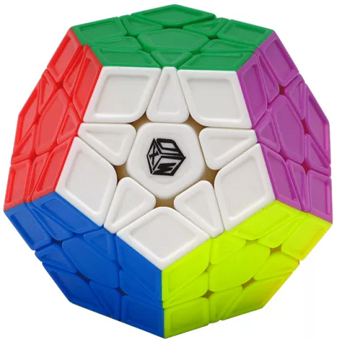 QiYi X-Man Galaxy Megaminx SCULPTURE Speed Cube - QiYi - Cubetopia - 1