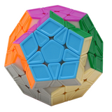 QiYi X-Man Galaxy Megaminx SCULPTURE Speed Cube - QiYi - Cubetopia - 5