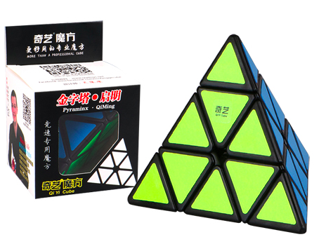 QiYi QiMing Pyraminx Speed Puzzle