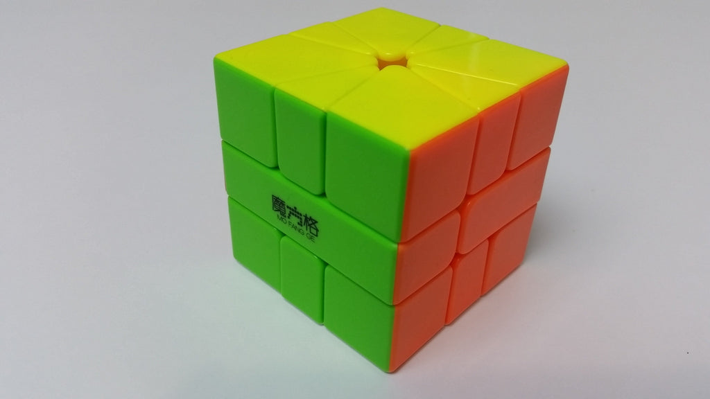 QiYi Square-1 (Square One) Speed Cube - QiYi - Cubetopia - 2