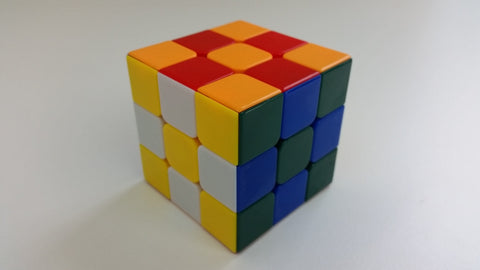 ShengShou Rainbow Stickerless 3x3 Speed Cube - ShengShou - Cubetopia - 1
