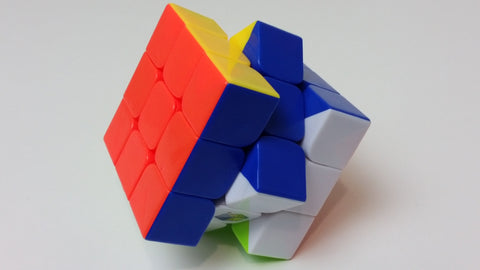 YuXin Fire 3x3x3 Stickerless Speed Cube - YuXin - Cubetopia Australia - 1