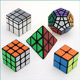 Z-Cube set of 5 Speed Puzzles - Gift Box - Z - Cubetopia - 2