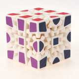 Z-Cube 3x3x3 Gear Cube V2 with Carbon-Fibre Stickers - Z - Cubetopia - 3