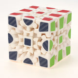 Z-Cube 3x3x3 Gear Cube V2 with Carbon-Fibre Stickers - Z - Cubetopia - 4