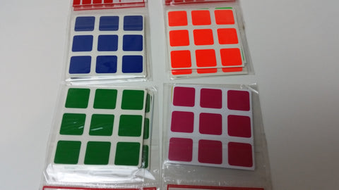 Z-Stickers for 57mm 3x3x3 - Z - Cubetopia