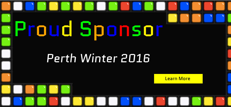 Proud Sponsor Perth Winter 2016