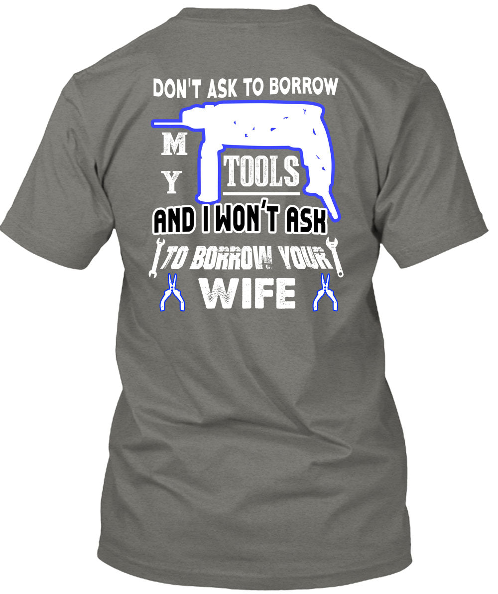 Dont Ask Your Wife
