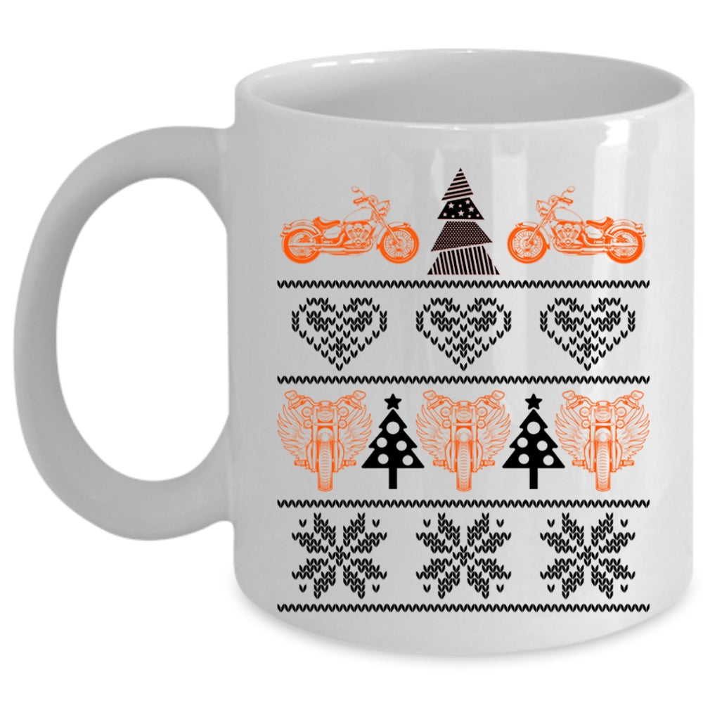 fbf558812ee Christmas Family Vacation Coffee Mug, Awesome Biker Cup. A black t-shirt  with the shopify logo ...