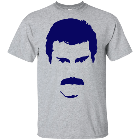 Freddy Queen 90s Retro Band Tee - Hot Space Face Unisex Shirt