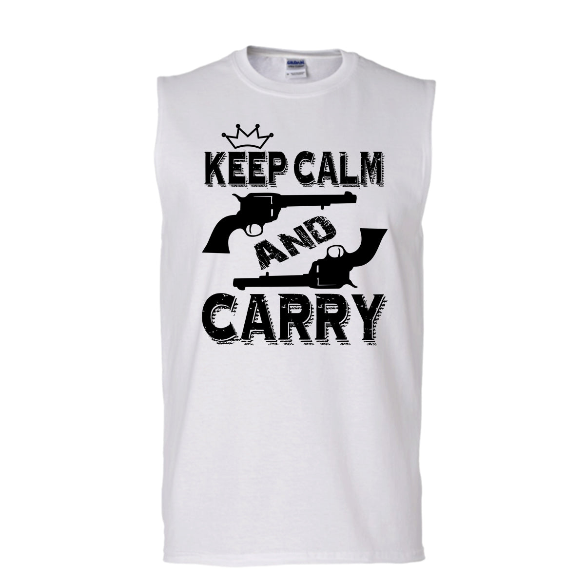 01d320200 Keep Calm And Carry T Shirt, I Love Shooting T Shirt, Awesome t ...