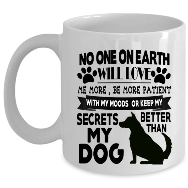 Cute Gift For Dog Lovers Coffee Mug My Dog Cup Premium Fan Store